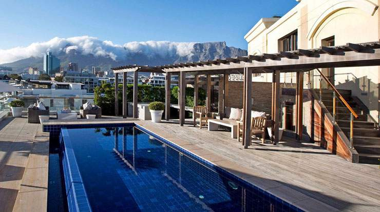 Some of Cape Town's best family attractions are within walking distance of The One Above