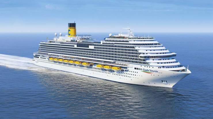 Costa Venezia, the First Costa Cruises Ship Designed for the Chinese Market