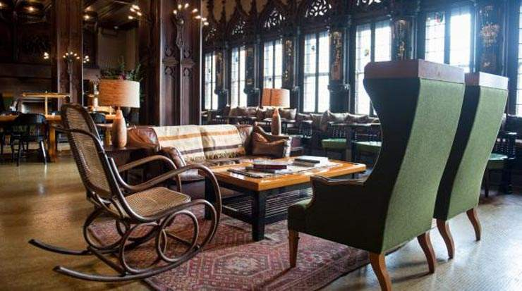 Chicago Athletic Association Drawing Room