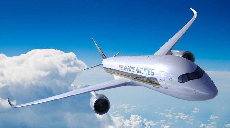 Non-stop Singapore-Los Angeles flights are also planned with the A350-900ULR