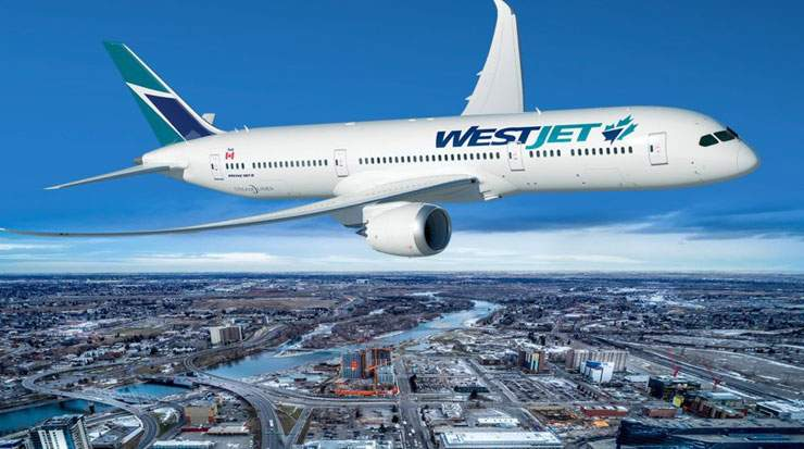 From June 29 through September 08, WestJet will offer four weekly, non-stop flights between Quebec City and Calgary