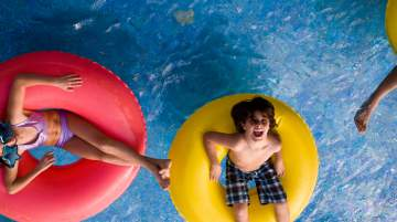 Kids just 'Wanna Have Fun' at Hard Rock Hotel Maldives