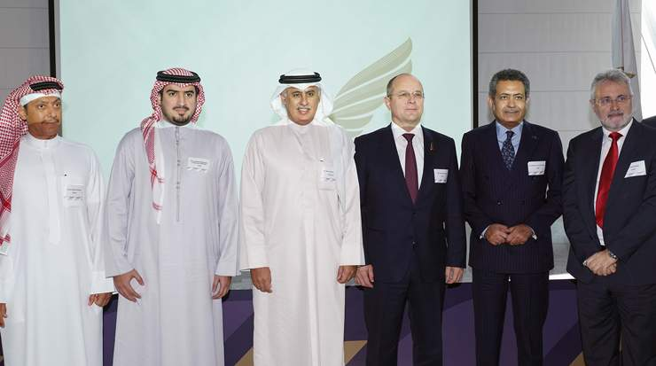 A conference where Gulf Air launched boutique business model concept