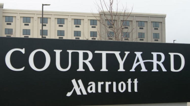 High Occupancy for Courtyard by Marriott