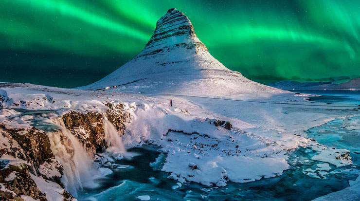 Iceland is currently Europe's fastest growing tourism destination