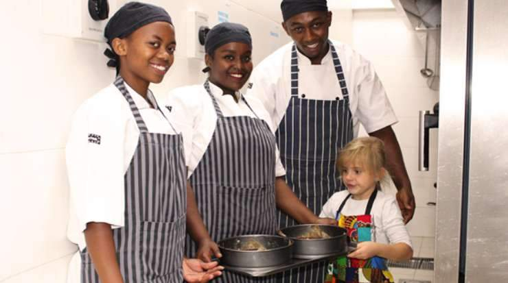 Radisson Hotel Group worked to raise funds for children and young people in need