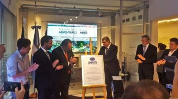 UNWTO provided its support at the inauguration in Argentina of the first specialised hub for tourism in the Americas: Unidigital