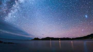 Great Barrier Island attracts astro-tourists and enthusiasts from all around the world