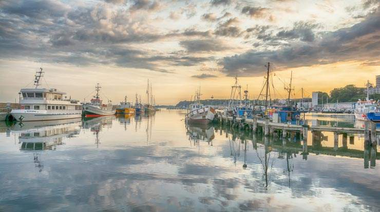 Sassnitz in Germany Joins the Cruise Baltic Network