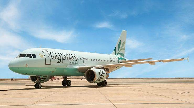 Cyprus Airways Announces Flights for winter 2020-2021