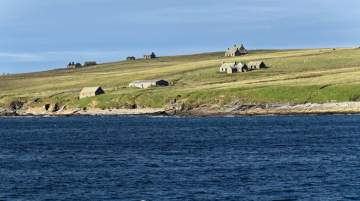 The scenery was a predominant factor influencing leisure visitors to travel to the Scottish Isles