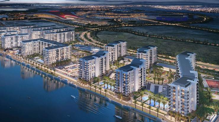 Water's Edge residents will benefit from Yas Island's abundant attractions