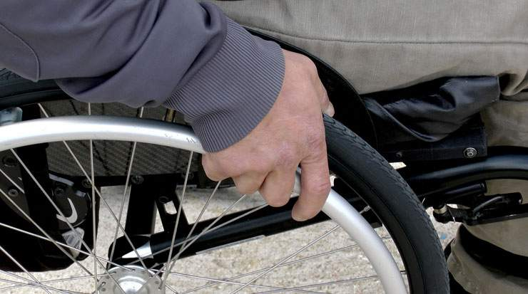 A passenger requiring special assistance is expected to give advance notice of their needs