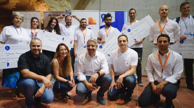 ClimateLaunchpad 2018, Demo Day in Cyprus