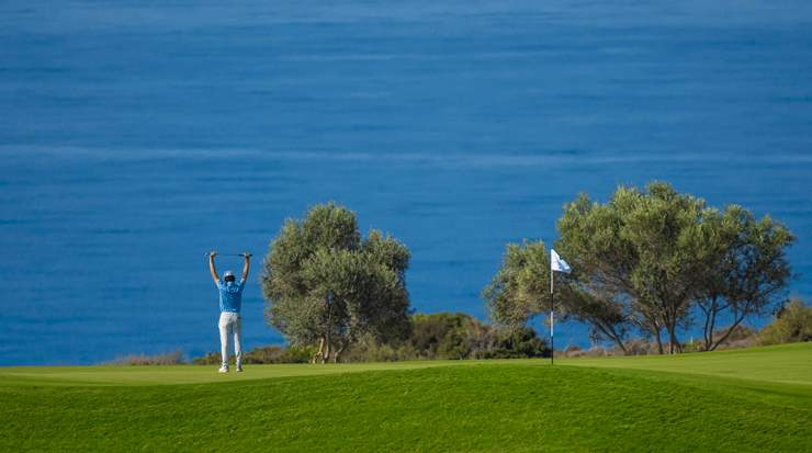 PGA European Golf Tour - Cyprus Open 2020