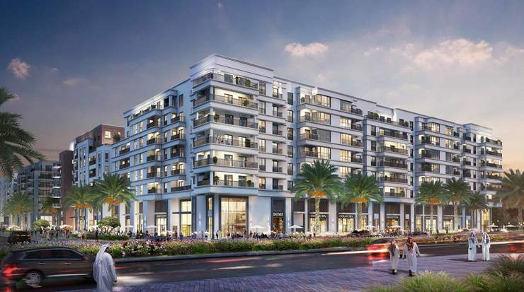 Artist impression of Indigo Beach Residence