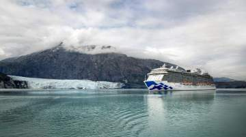 Princess Cruises Alaska sailings