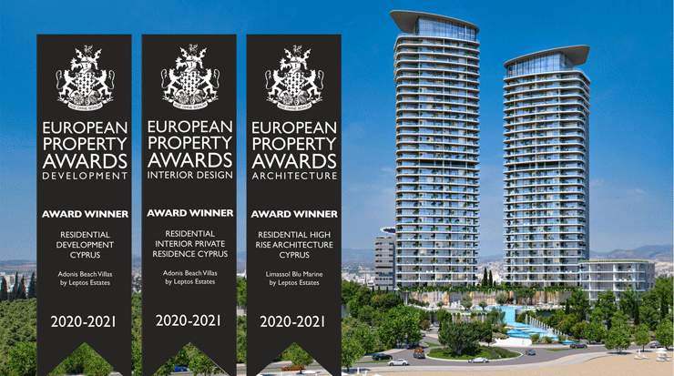 Leptos Estates Ends a Record Year of Awards and Global Recognition