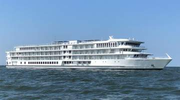 American Harmony, the second modern riverboat in the series, is set to be completed and delivered in the first quarter of 2019
