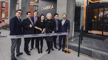 Cambria Hotels unveils downtown Boston location