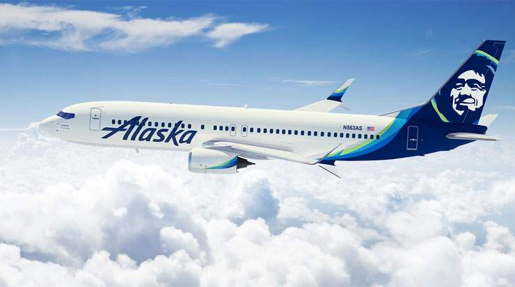 Alaska Airlines provides 36 daily flights to 20 destinations from San Jose