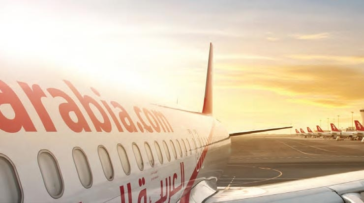 Air Arabia Reports Q1 Results