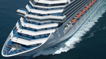 Carnival Cruise Lines' Vista-Class Ship Named