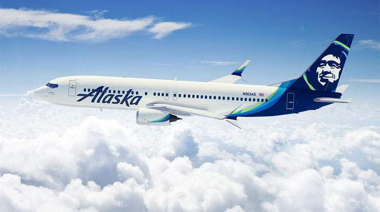 Alaska Airlines and its regional partners fly 44 million guests a year to more than 115 destinations