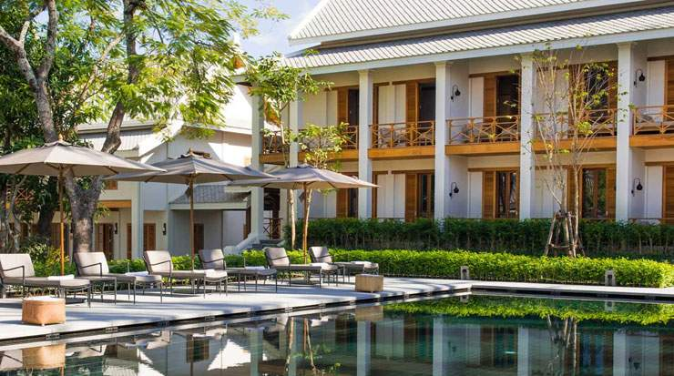 AVANI+ Luang Prabang is the new brand's very first property
