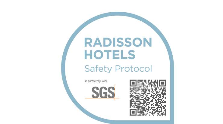 Radisson Hotels in the UAE Pass SGS Safety Audit