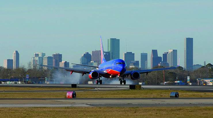 Southwest's launch at Hobby Airport adds to the continued growth in the airport's air cargo service