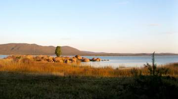 Gaborone Dam's tourism attractiveness will also be highlighted to potential visitors