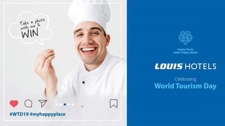 Louis Hotels Celebrated World Tourism Day