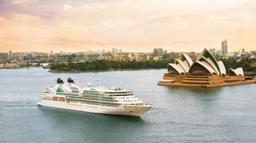Seabourn's programmes in Australasia will include Shopping with the Chef excursions, special deck events, dance parties and Movies Under the Stars