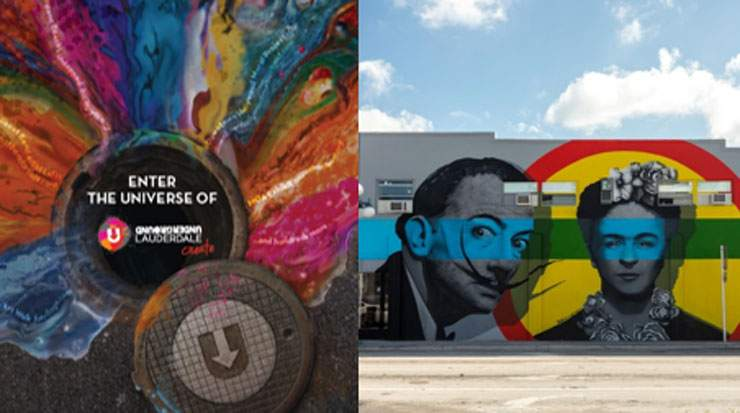 Greater Fort Lauderdale Launches Art Map and Underground Pass