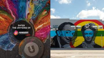 The Underground Create programme encompasses a map showcasing the various creative hotspots in Broward