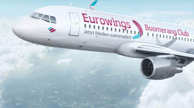 Eurowings is to incorporate the new Greece flights to its budget package holidays through Eurowings Holidays