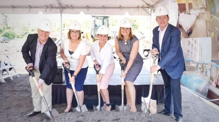 Tru by Hilton continued its momentum this summer by breaking ground on its largest property to-date, located in Orlando, Florida