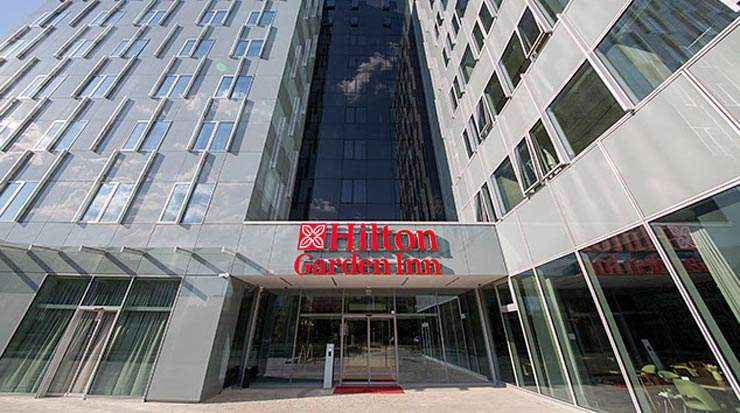 Hilton Garden Inn Expands Global Reach in 2019