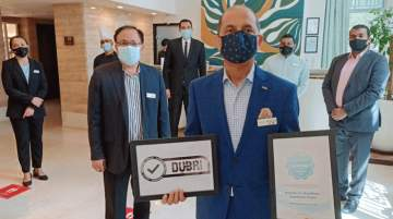 Ramada Downtown Dubai Receives Safety Certifications