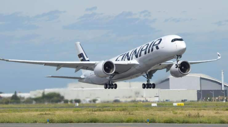 Los Angeles will be Finnair's first US route to be regularly operated with the new Airbus A350 aircraft