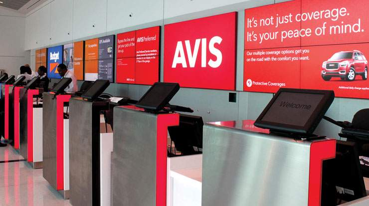 Avis Budget Group revealed that it will have more than 100,000 connected cars globally this year