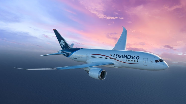 Jet Airways and Aeroméxico Join Forces