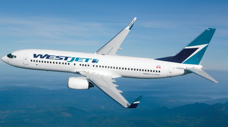 WestJet Reports Record in December
