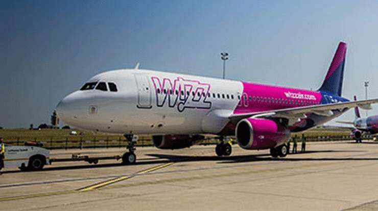 Wizz Air Announces Laranca - Abu Dhabi Route