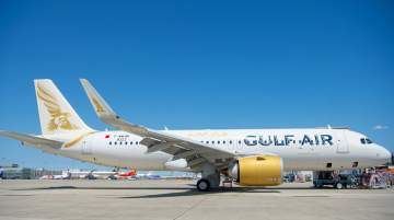Gulf Air Announced Maldives as it Welcomes its Third Airbus 320neo