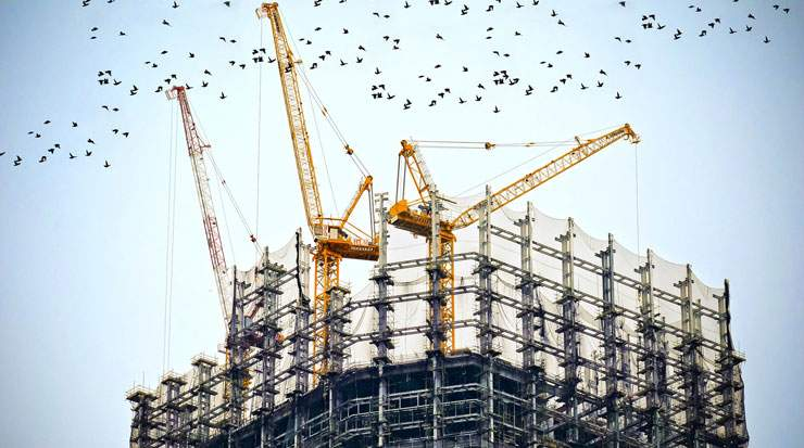 Global Construction Pipeline Growing – LE