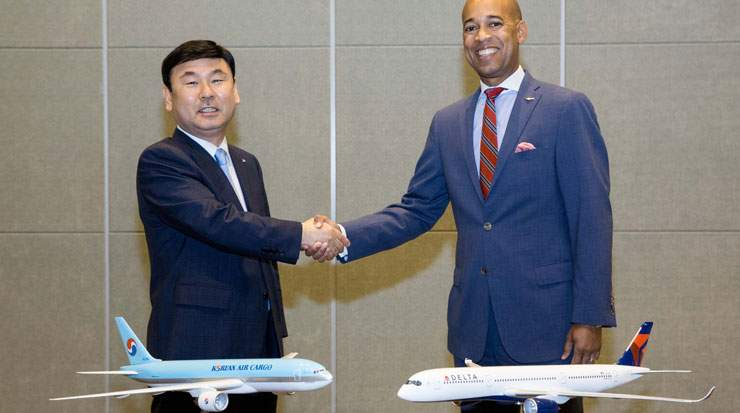 The new joint venture builds on nearly two decades of close partnership between Korean Air and Delta