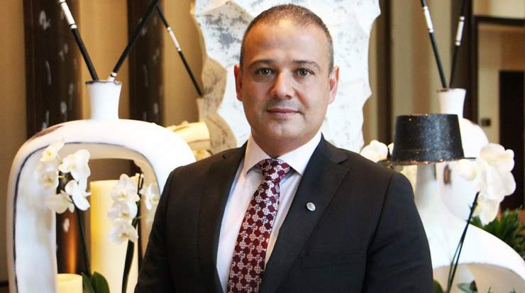 Housni Al Yaman, director of business development, City Centre Rotana Doha