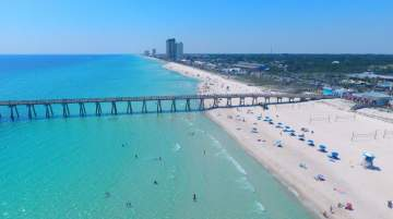Panama City Beach is enhancing its offering as a year-round destination